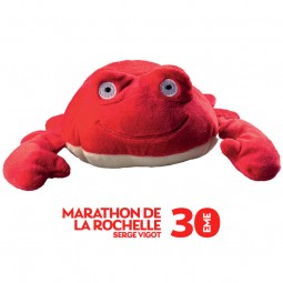 Peluche collector crabe...
